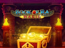 Demo-Variante von Book of Ra Magic kostenlos spielen ohne Anmeldung